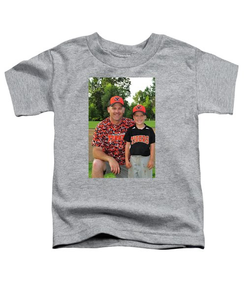Coach Sodorff And Cody 9740 Toddler T-Shirt