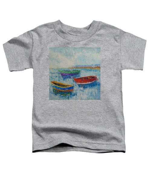 Coast Of Normandy Toddler T-Shirt