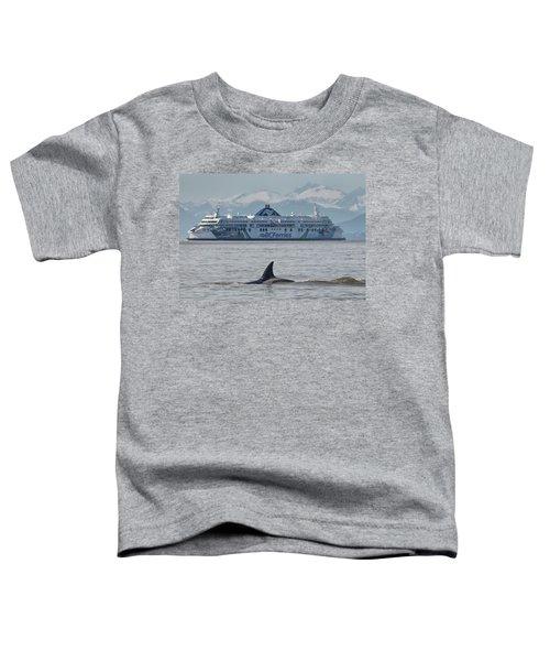 Coastal Inspiration Toddler T-Shirt