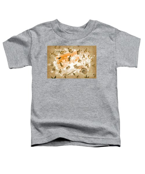 Coastal Romantics Toddler T-Shirt