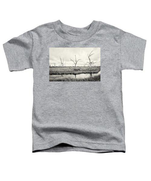 Coastal Skeletons Toddler T-Shirt