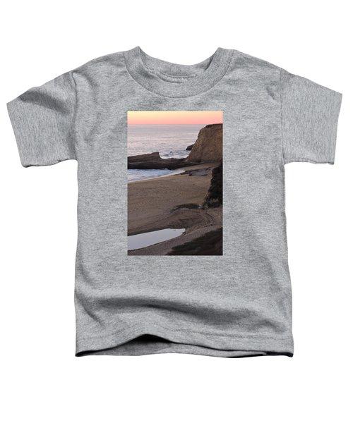 Coastal Tide Pool Toddler T-Shirt