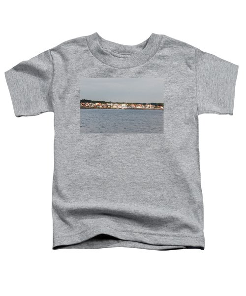 Coastline At Molle In Sweden Toddler T-Shirt