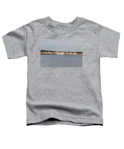 Coastline At Molle In Sweden Toddler T-Shirt