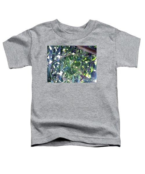 Cobweb Tree Toddler T-Shirt