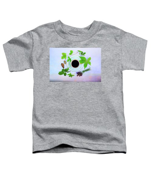 Coffee Delight Toddler T-Shirt