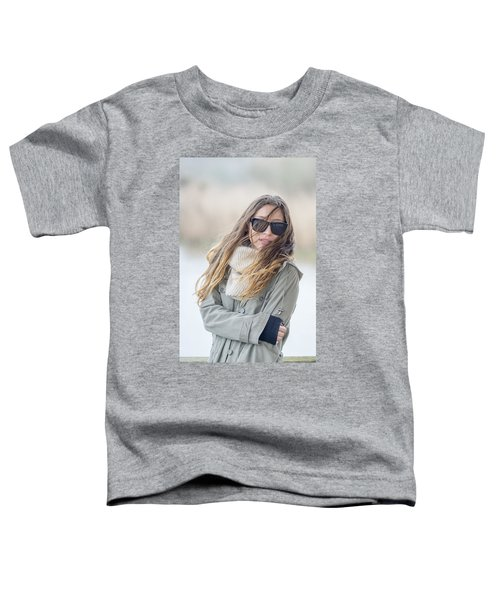Cold And Windy Toddler T-Shirt