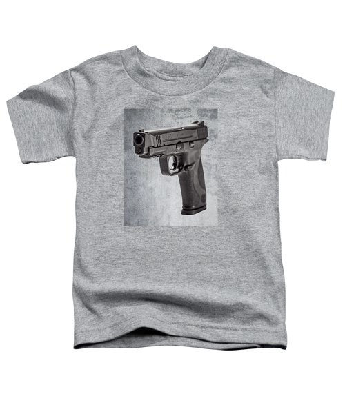 Cold, Blue Steel Toddler T-Shirt