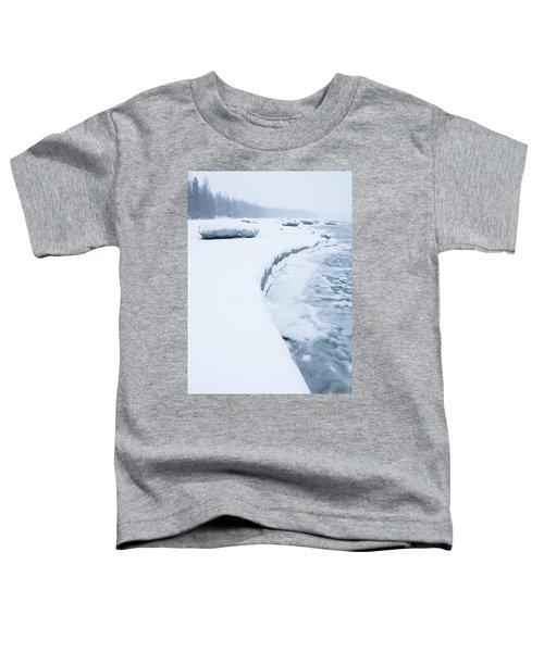 Cold Coast Toddler T-Shirt