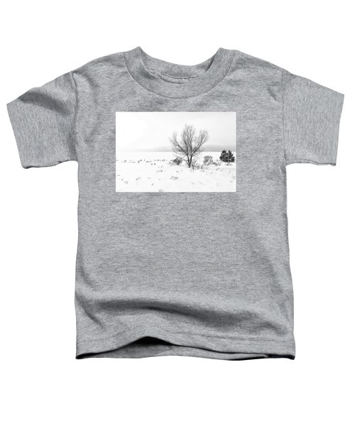 Cold Loneliness Toddler T-Shirt