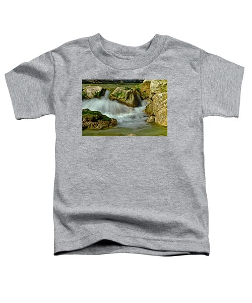 Cold Milky Creek Toddler T-Shirt