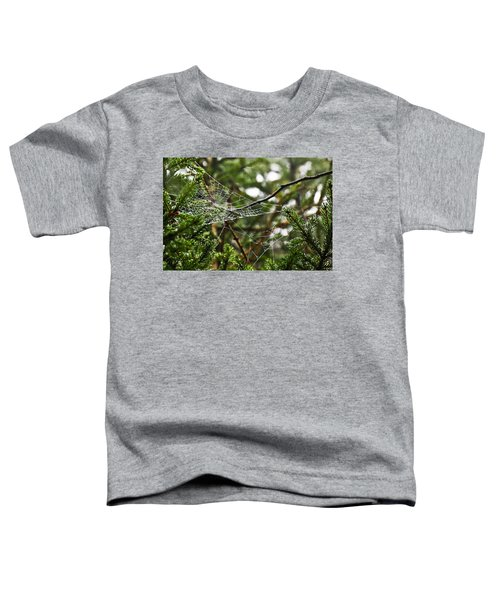 Collecting Raindrops Toddler T-Shirt