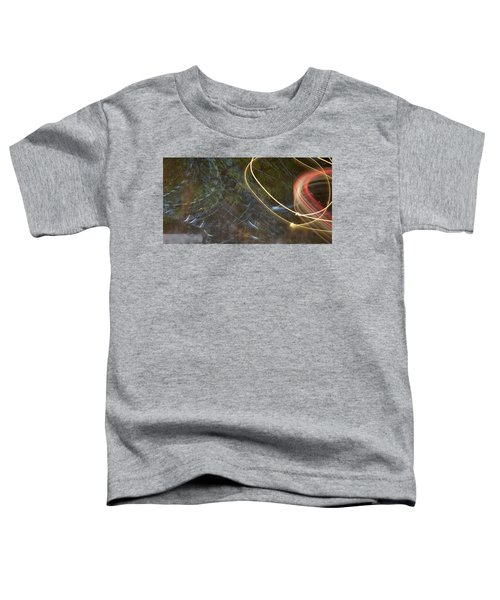 Colliding Worlds  Toddler T-Shirt