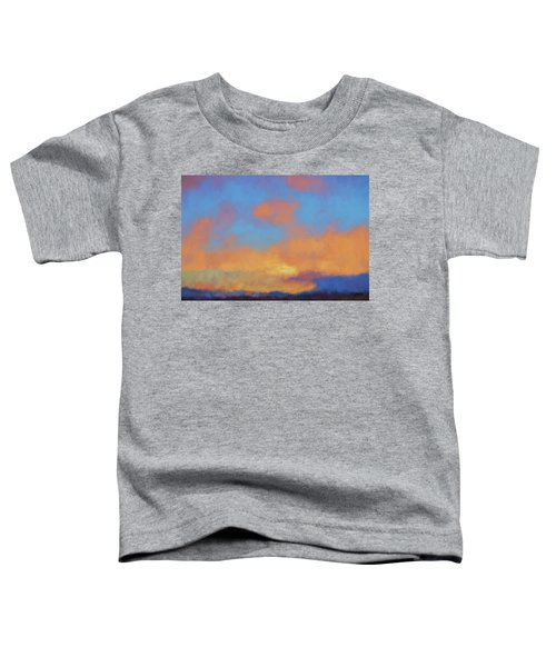 Color Abstraction Lvii Toddler T-Shirt