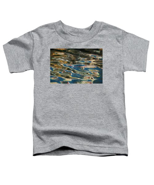 Color Abstraction Lxxv Toddler T-Shirt