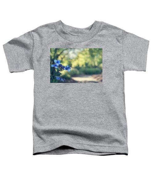 Color Me Blue Toddler T-Shirt
