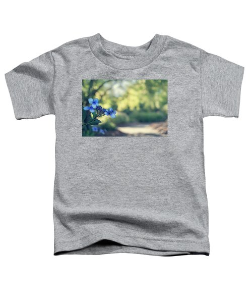 Color Me Blue Toddler T-Shirt