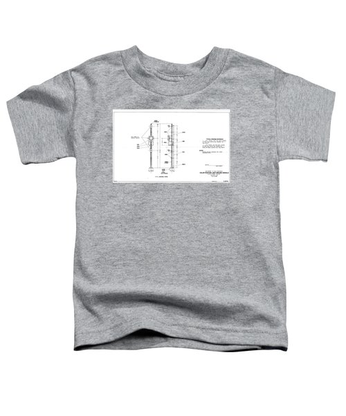Color Position Light Ground Signals Toddler T-Shirt