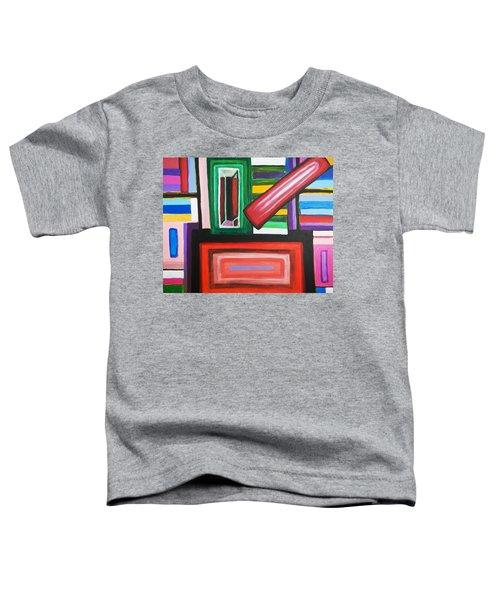 Color Squares Toddler T-Shirt