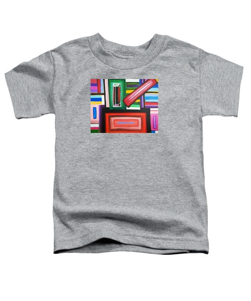 Color Squares Toddler T-Shirt