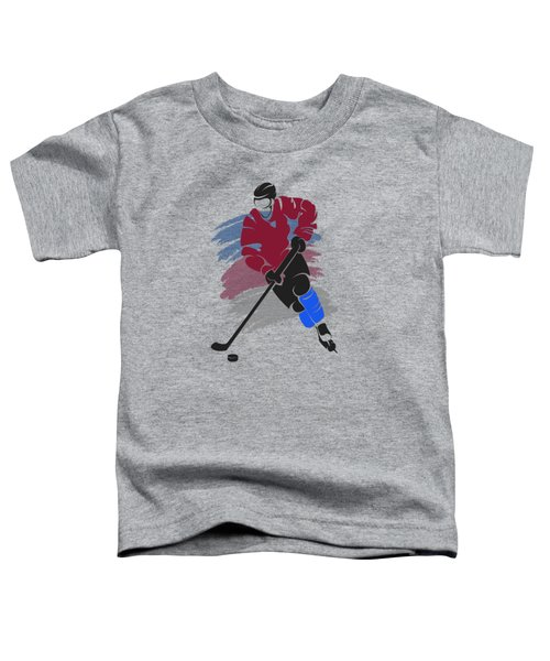 Colorado Avalanche Player Shirt Toddler T-Shirt