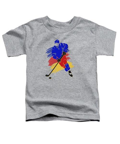 Colorado Rockies Player Shirt Toddler T-Shirt