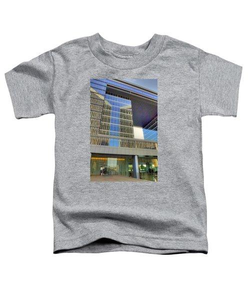 Colorful La Toddler T-Shirt