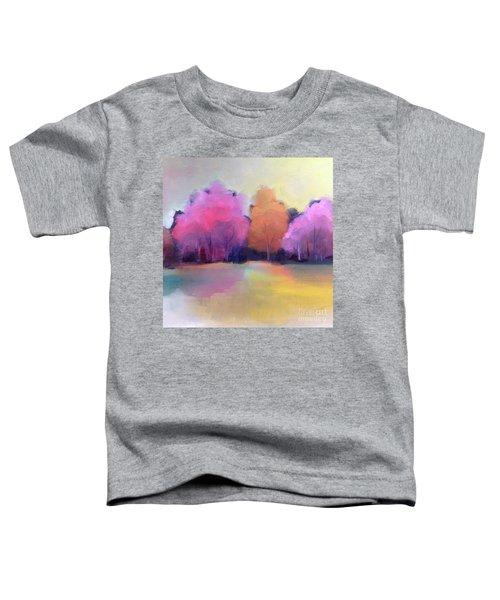 Colorful Reflection Toddler T-Shirt