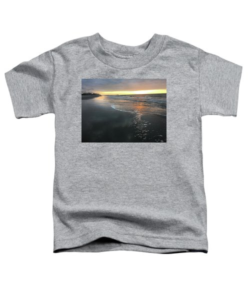 Colors Of A Storm At Sunrise Toddler T-Shirt