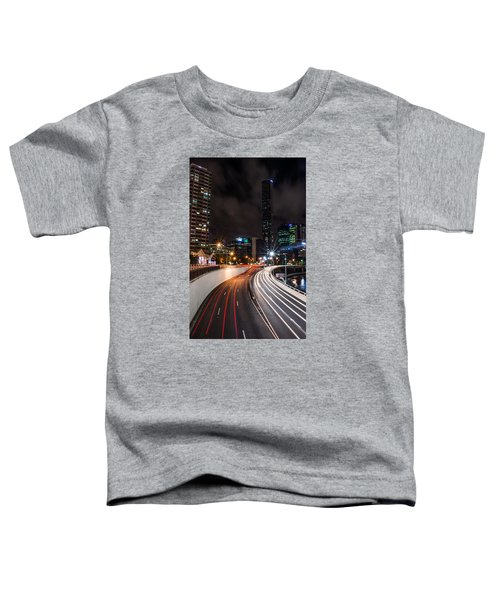 Colors Of The City Toddler T-Shirt