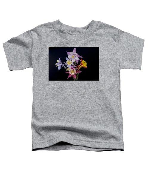 Columbine Medley Toddler T-Shirt