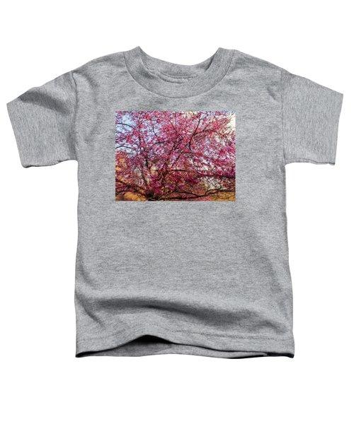 Columnar Sargent Cherry 1 Toddler T-Shirt
