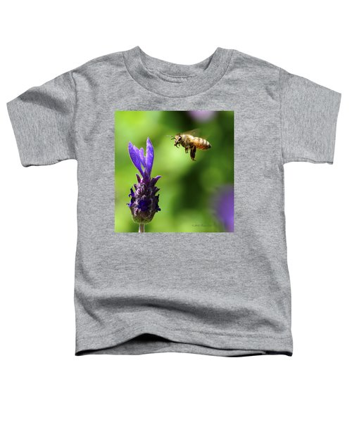 Coming In For A Landing Toddler T-Shirt