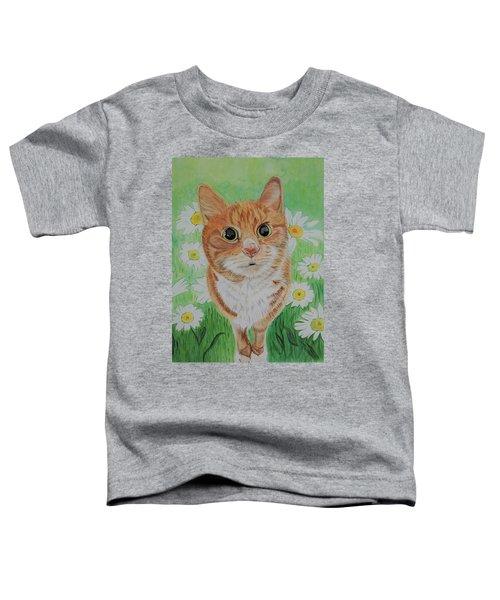Coming Up Daisies Toddler T-Shirt