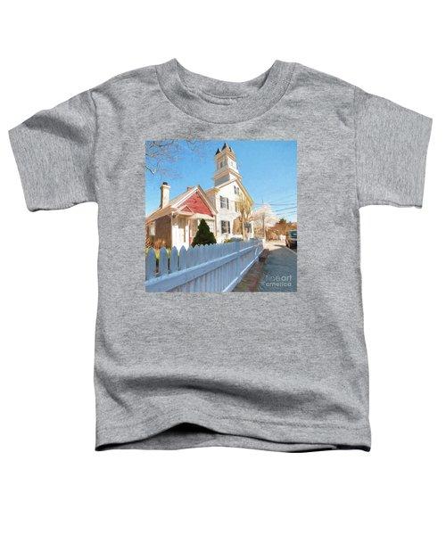 Commercial St. #3 Toddler T-Shirt