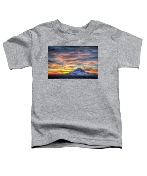 Complicated Sunrise Toddler T-Shirt