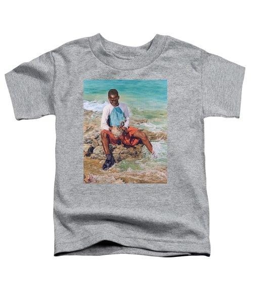 Conch Boy II Toddler T-Shirt