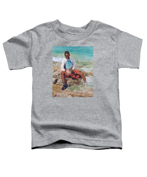Conch Boy II Toddler T-Shirt