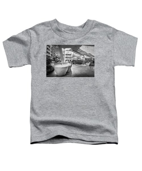 Concrete Seats. Toddler T-Shirt