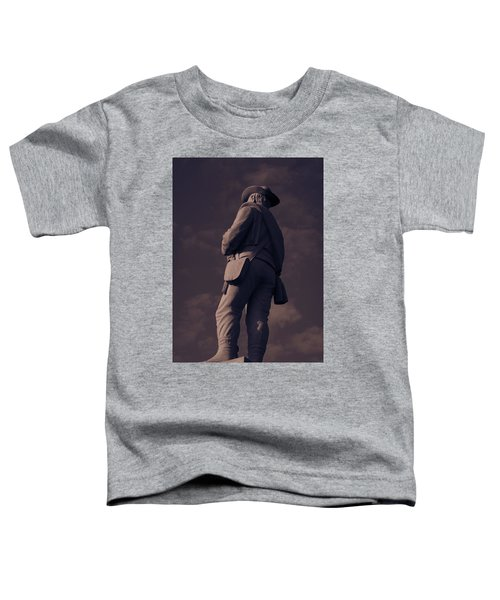 Confederate Statue Toddler T-Shirt
