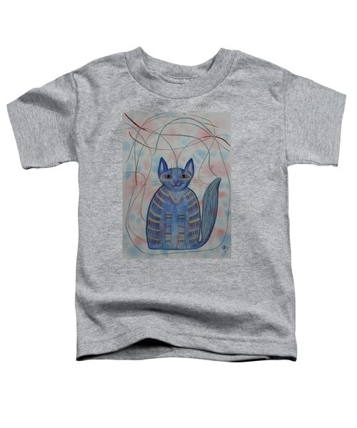 Connection Cat  Toddler T-Shirt