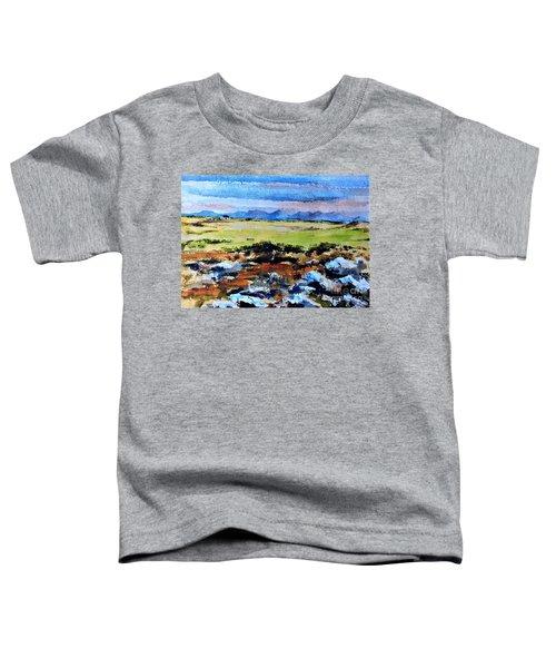 F  801  Connemara Golf, Ballyconneely, Galway Toddler T-Shirt
