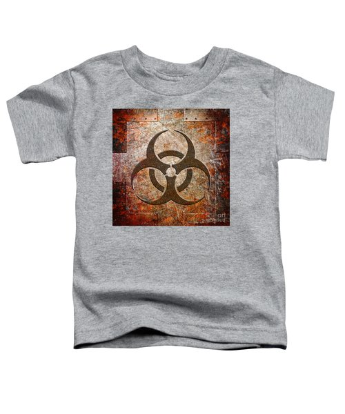 Contagion Toddler T-Shirt