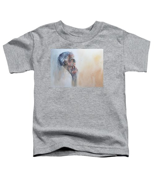 Contemplation Toddler T-Shirt