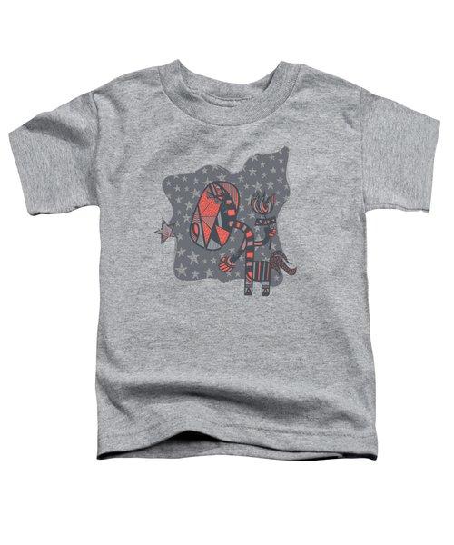 Conversation Toddler T-Shirt