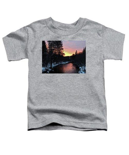 Cook's Run Toddler T-Shirt