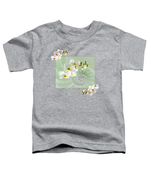 Cool Green Fusion Toddler T-Shirt