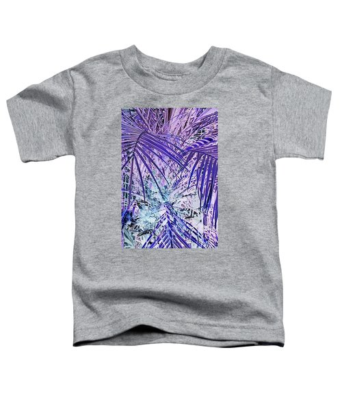 Cool Jungle Vibe Toddler T-Shirt