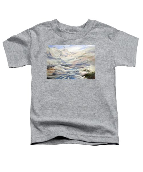 Coorong, South Australia. Toddler T-Shirt