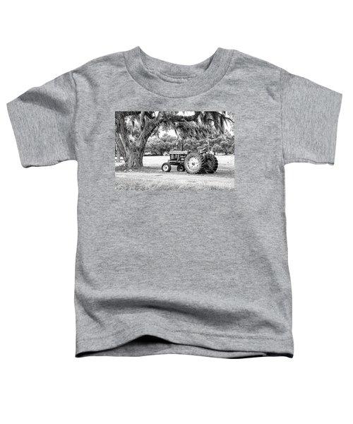 Coosaw - John Deere Parked Toddler T-Shirt